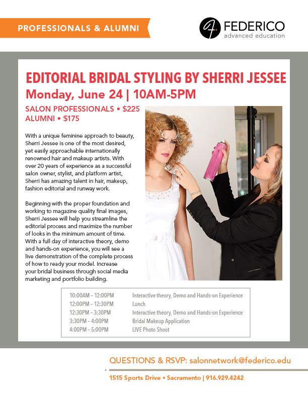 Sherri Jessee Bridal Class