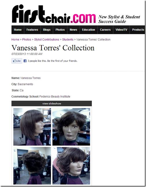 Vanessa T_ First Chair