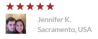 Jennifer K. Sacramento, USA