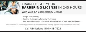 Barber Licensing Program