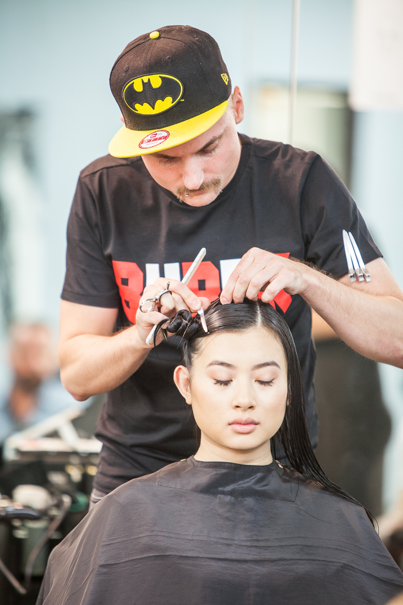 Mario sectioning out model Jannie