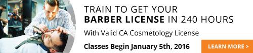 barber license