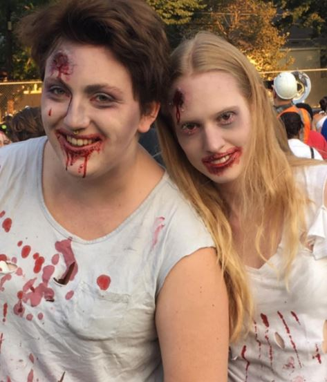 sacramento zombie walk