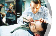 Barbering License in 224 hours