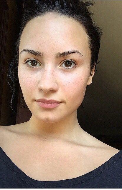 Singer/Songwriter Demi Lovato