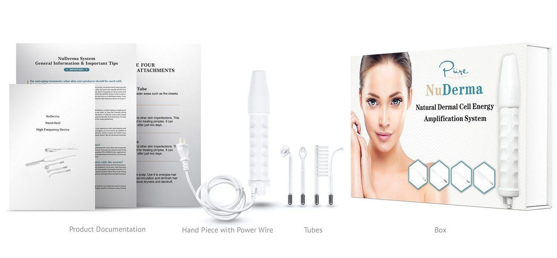 Photo: https://www.amazon.com/NuDerma-Skin-Therapy-Wand-Tightening/dp/B06W5PD1KY/ref=sr_1_1_sspa?keywords=at+home+high+frequency+machine&qid=1568135615&s=gateway&sr=8-1-spons&psc=1&spLa=ZW5jcnlwdGVkUXVhbGlmaWVyPUEzVDAzSlRXWUcyOEM3JmVuY3J5cHRlZElkPUEwMTEwMzQxVzVSUjJEV1o3ODdVJmVuY3J5cHRlZEFkSWQ9QTA3MTUxMzExT1VTUEZBRUtBQjBDJndpZGdldE5hbWU9c3BfYXRmJmFjdGlvbj1jbGlja1JlZGlyZWN0JmRvTm90TG9nQ2xpY2s9dHJ1ZQ==