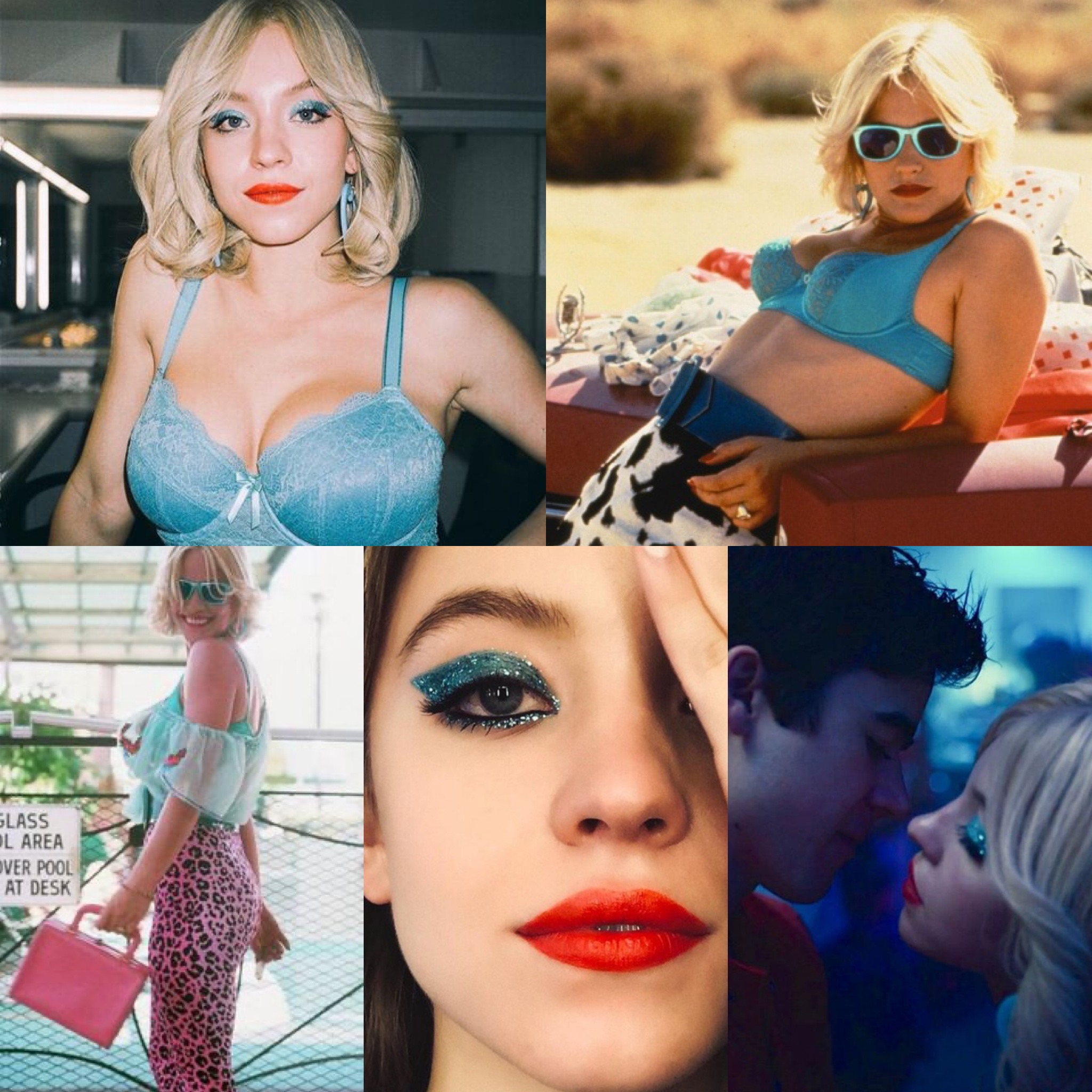 Images | (Top Row) cosmopolitan.com; vice.com (Bottom Row) vice.com; Instagram: @kirinrider; HBO