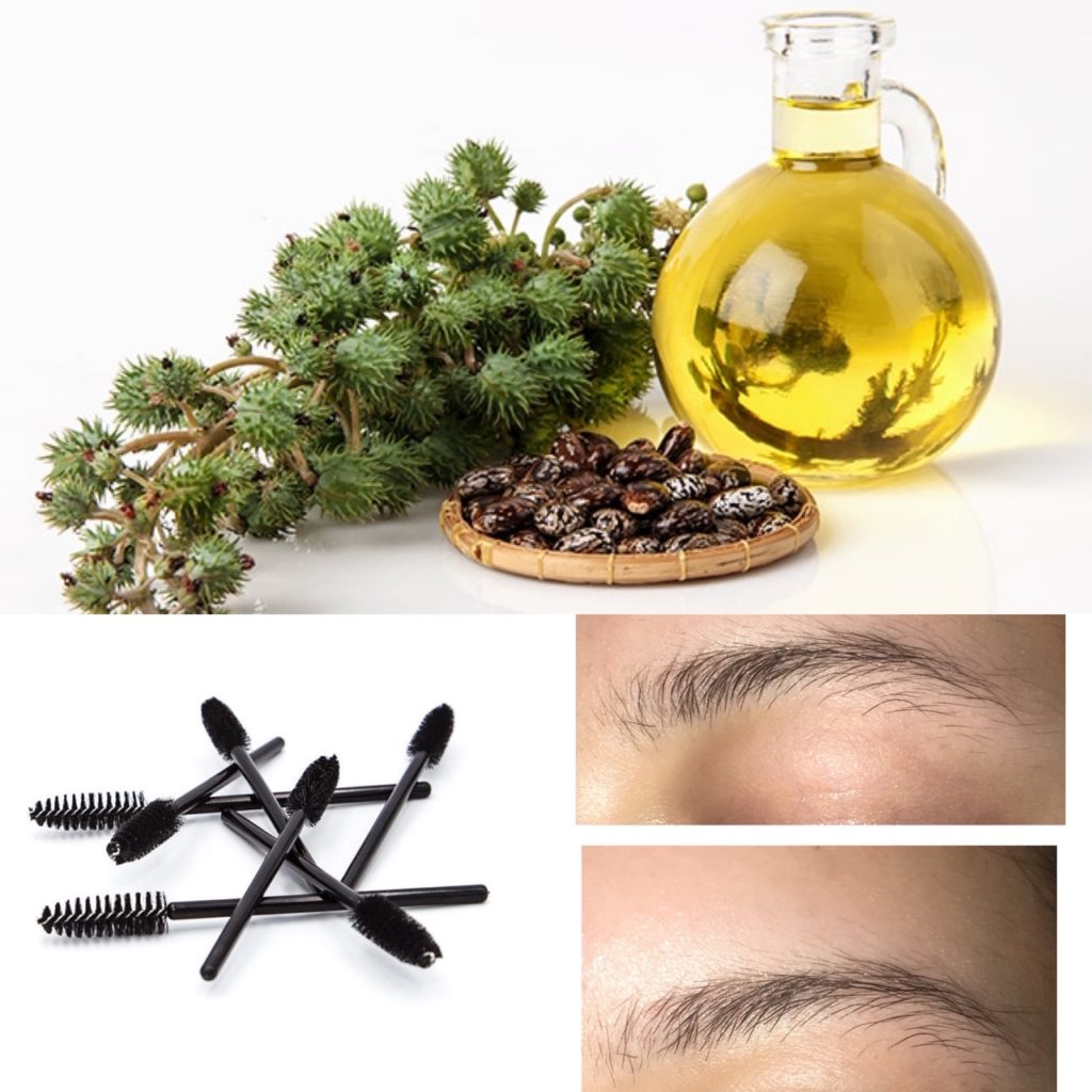 Image | (top) Castor Oil for Health, (bottom left) The Pro Hygiene Collection, (bottom right) The Cozy Corner