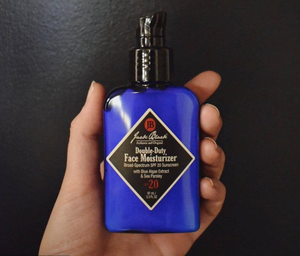 Image | Jack Black Men's Skincare